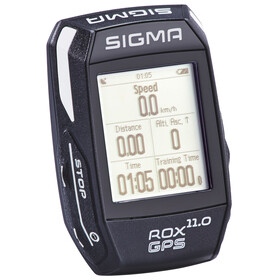 SIGMA SPORT ROX 11.0 Cycle Computer Set black